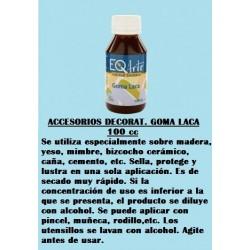 Accesorios Decorat. Goma Laca 100 Cc.