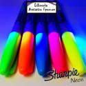 Sharpie Neon, por unidad!