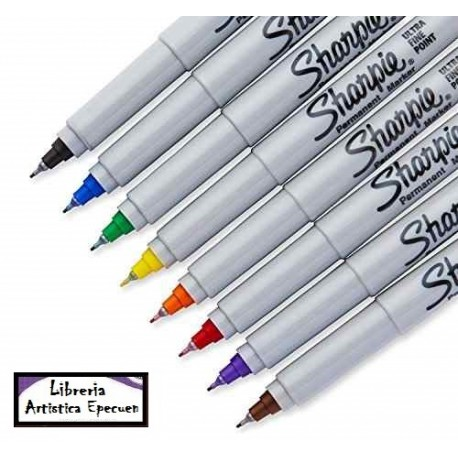 Sharpie Ultra Fino - Varios colores.
