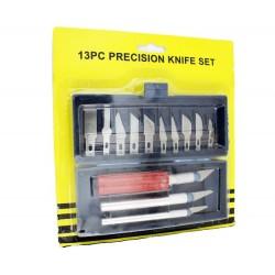 Set cutter + 10 hojas Hobby Knife