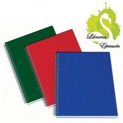 Cuaderno Abc Espiral.